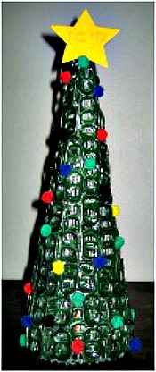 Pop Tab Christmas Tree4