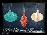 Baubles and Bangles