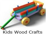 Kids Wood Crafts