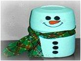 kool-aid snowman
