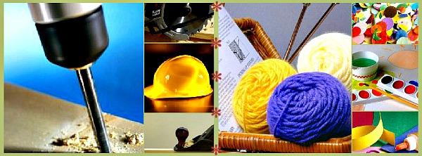 Wood Craft Ideas Collage2